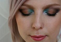 turquoisebrown_tut_ #getthelouk Cosmetics, Makeup, Beauty, Beautiful, Make Up, Beauty Makeup, Beauty Illustration, Bronzer Makeup