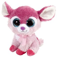 cc520c9ad51 How about getting Cranberry the Lil Sweet and Sassy Stuffed Pink Deer by  Wild Republic  This unique and fun plush pink deer is everything to  everyone!