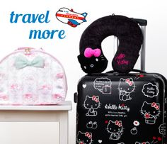 Travel in style with Hello Kitty and Friends!  #HelloKitty
