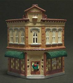 Department 56 Snow Village Bakery - I have this piece.