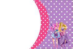 Imprimibles Barbie Princesa y Pop Star. | Ideas y material gratis para fiestas y celebraciones Oh My Fiesta!