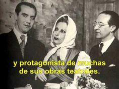 FEDERICO GARCIA LORCA: VIDA Y OBRA DEL POETA ANDALUZ (2013) - YouTube