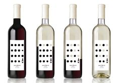 Interactive Infographics On Labels Reveal Winery's Eco-Friendly Practices - DesignTAXI.com