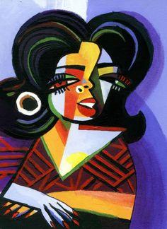 Oprah by Pablo Lobato