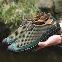 Large Size Men Hand Stitching Mesh Water Shoes Outdoor Slip Resistant Sneakers is fashionable and cheap, buy best sneakers for plantar fasciitis for family-NewChic. Lace Up Shoes, New Shoes, Slip On Shoes, Dress Shoes, Flat Shoes, Men's Shoes, Casual Sneakers, Casual Shoes, Coton Vintage