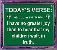 Today' Verse: