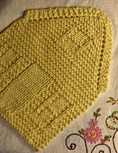 Ravelry: goldenbird's Nineteen Hundred House Dish Cloth