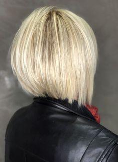 17 Latest Bob Hairstyles for Thin Hair 2019 Thin Hair Cuts bob cuts for thin hair 2018 Choppy Bob Hairstyles, Short Bob Haircuts, Layered Hairstyles, Haircut Bob, Hairstyles 2018, Middle Hairstyles, Graduated Bob Haircuts, Woman Hairstyles, Bob Hairstyles For Fine Hair