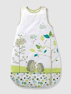 Embroidered Sleep Bag