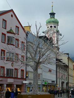 Iglesia del Hospital (Spitalskirche), Innsbruck, Austria