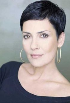 25 cortes de pelo corto frescos para Mujeres //  #Cortes #corto #frescos #mujeres #para #pelo