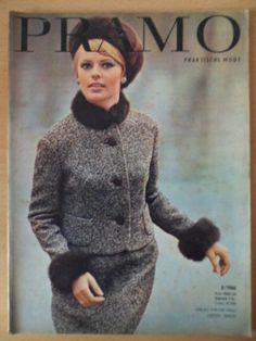PRAMO PRAKTISCHE MODE August 8/1966 + orginal Schnittmusterbogen TOP Zustand | eBay