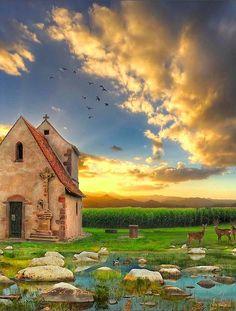 Alsace, France facebook.com/loveswish