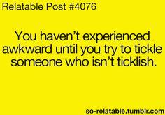 hahaha tis true :P