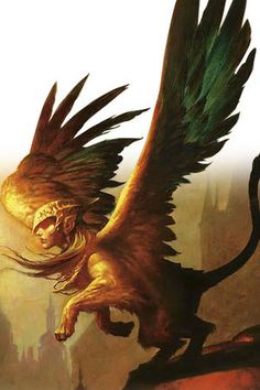 mythological sphinx art - Google Search