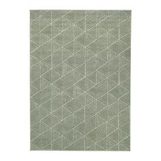 STENLILLE Rug, low pile, green Carpets, Rugs On Carpet, Medium Rugs, Textiles, Ikea Rug, Rugs Usa, European Home Decor, Colorful Rugs, Runners