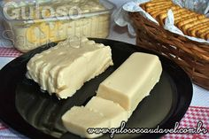 Quer aprender a fazer Tofu Caseiro? É super fácil, #SemLactose e é indicado para quem quer diminuir peso, ou pelo agradável sabor.  #Receita aqui: http://www.gulosoesaudavel.com.br/2012/09/25/tofu-caseiro/
