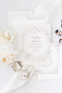 Feature by www.schemeevents.com • Florals by www.layersoflovely.com • Photo Credit: www.susieandwill.com  Pastel Wedding Invitations, Wedding Invitation Design, Different Wedding Ideas, Wedding Stationery Inspiration, Rose Gold Foil, Stationery Design, Photo Credit, Floral Wedding, Wedding Cards