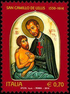 400th anniversary of the death of S. Camillo de Lellis