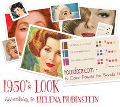 The-1950s-Look-according-to-Helena-Rubinstein