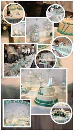 Matrimonio+battesimo❤❤🦋 Table Decorations, Furniture, Home Decor, Party, Decoration Home, Room Decor, Home Furnishings, Home Interior Design, Dinner Table Decorations
