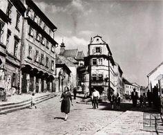 Bratislava, Street View, Times, History, Vintage, Fotografia, Historia, Vintage Comics