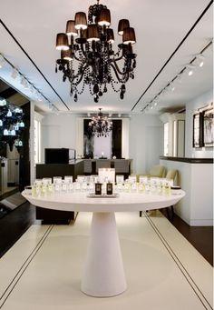 MR Architecture + Decor. Jo Malone store
