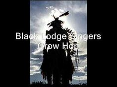 A Crow Hop Song by Black Lodge Singers...Pow Wow Crow Hop Song