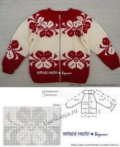 Easy Knitting Patterns for Beginners - How to Get Started Quickly? Baby Sweater Knitting Pattern, Knit Baby Sweaters, Sweater Knitting Patterns, Knitting Stitches, Knitting Designs, Knitting For Kids, Free Knitting, Baby Knitting, Pull Bebe