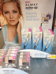 Almay Eyeshadow + Primer Palette Almay Eyeliner + Highlighter Almay Summer 2012
