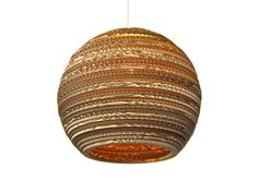 Graypants Moon Pendant Light