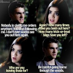 """#PLL 5x18 """"Oh, What Hard Luck Stories They All Hand Me"""" - Mike and Aria Mike Montgomery, Pretty Little Liers, Misery Loves Company, Cody Christian, Shes Amazing, I Love My Friends, Fictional World, Criminal Minds, Clueless"""
