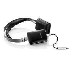 Harman Kardon CL Classic On-Ear Headphones (Black)