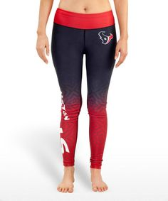 Love this Houston Texans Leggings - Women by Forever Collectibles on #zulily! #zulilyfinds