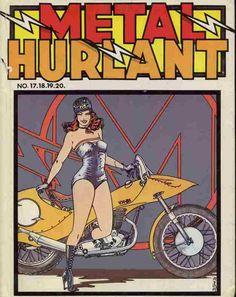 metal hurlant magazine - Recherche Google