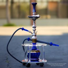 $99 Amazon.com: Hookah Stand to Protect Hooka from Falling Over or Breaking, Clear Acrylic Furniture, Table with Wheels & Brakes, Helps Secure Hookah Shisha Nargila, Stop Burnt Carpets, Works with Smoking Accessories: Kitchen & Dining