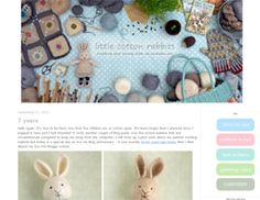 This listing is for an extensive PDF file which contains full instructions for knitting and finishing off a little cotton rabbit girl in a dotty dress. Once paid for it is available for you to instantly download. The PDF file is 14 pages long and contains over 50 detailed step-by-step...