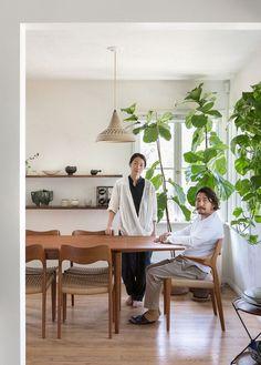 Momo Suzuki and Alexander Yamaguchi home