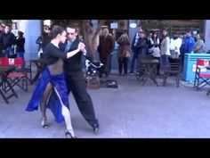 Fantastic Argentinian Tango Street Dance Accompanied By Armik's Lovely Music (Tropical Breeze) آرمیک - YouTube