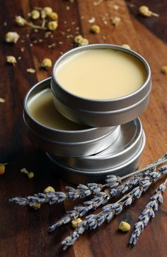 Vegan (Beeswax-Free) Salve Recipe from Mountain Rose Herbs