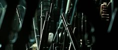weapons closeup