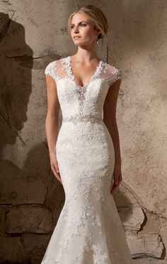 Mori Lee 2706 by Bridal by Mori Lee