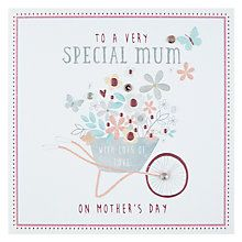 Buy Hotchpotch Mother's Day Gardening Card Online at johnlewis.com