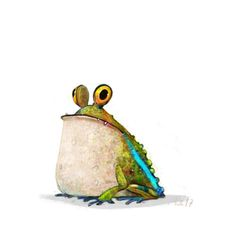 Hi there I'm a freelance illustrator from Berlin. I am working on character designs, children`s...