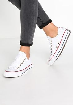 dff055c0e4e Baskets basses Converse CHUCK TAYLOR ALL STAR - Baskets basses -  white casino blanc