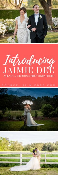 Looking for a photojournalistic wedding photographer in Atlanta? How about a wedding photographer who knows how to make you feel comfortable in front of the lens? A photographer you can trust who is organized & you know will get the shots hands down? A photographer who won't be in your face all day and moves with ninja like stealth? Look no further. JaimieDee.com