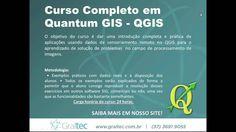 Minicurso de QGIS - Quantum GIS - Graltec Treinamentos