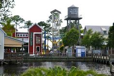 Baytowne Wharf Village. Destin, FL Sandestin Florida, Visit Florida, Dream Vacations, Places Ive Been, Emerald, Coast, Island, Mansions, House Styles