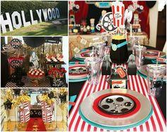 Fiesta Temática de Hollywood - Blog de La Fiesta de 15 | Inolvidables 15