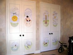 love this for a baby nursery